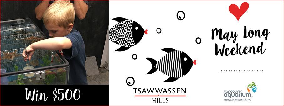 Tsawwassen Mills Long Weekend