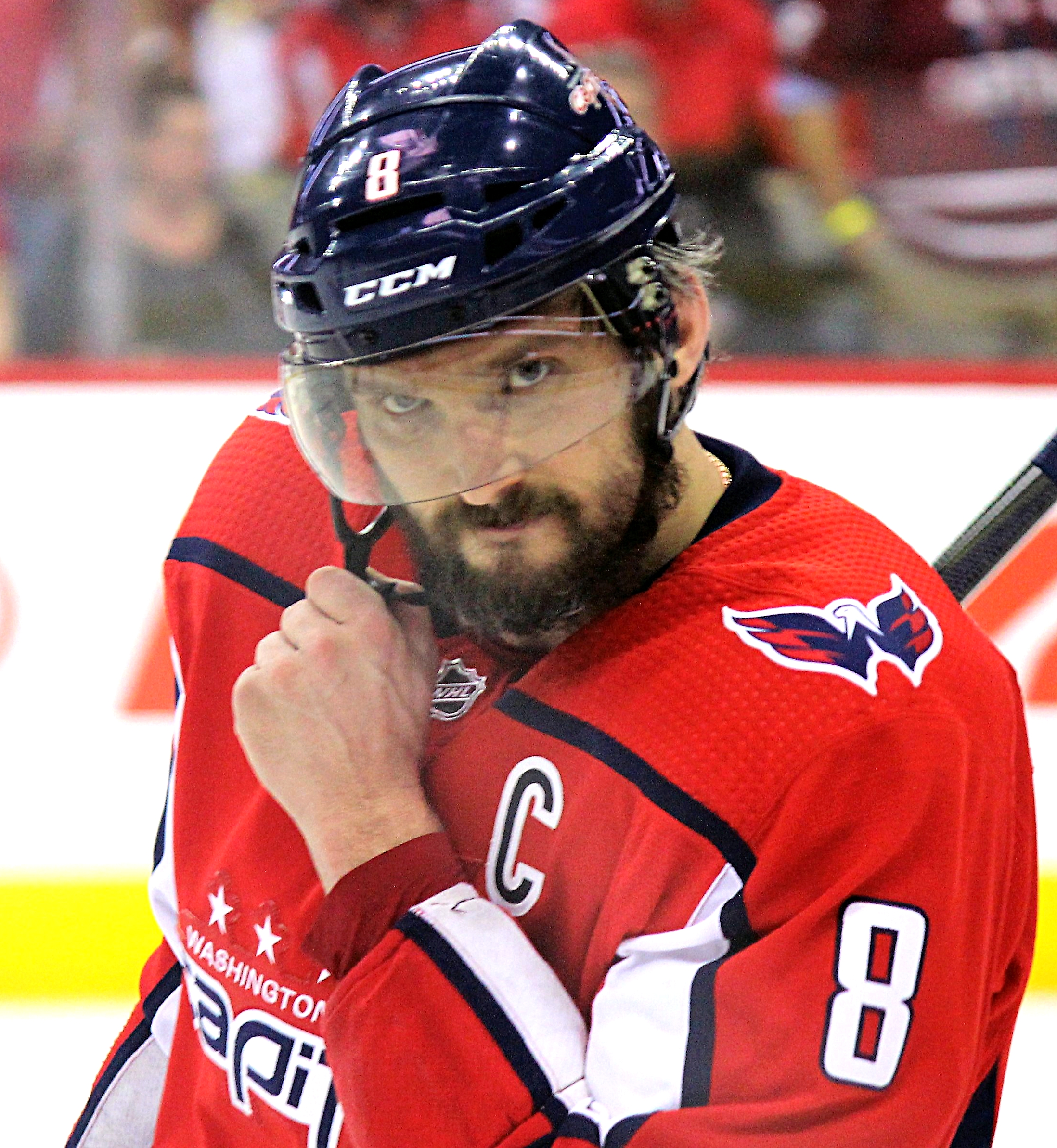 Alex Ovechkin is living his best life with the Stanley Cup