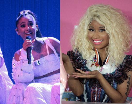 FIRST LISTEN: Ariana Grande and Nicki Minaj's New Song