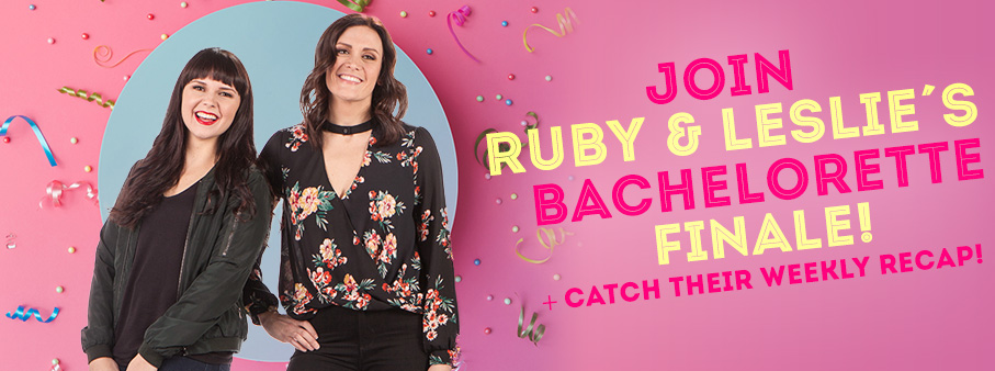 Feature: http://www.z953.ca/ruby-leslie-bachelorette-watching-party-crashers/
