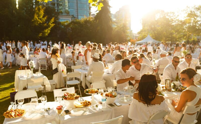 What to expect for DINER EN BLANC 2018