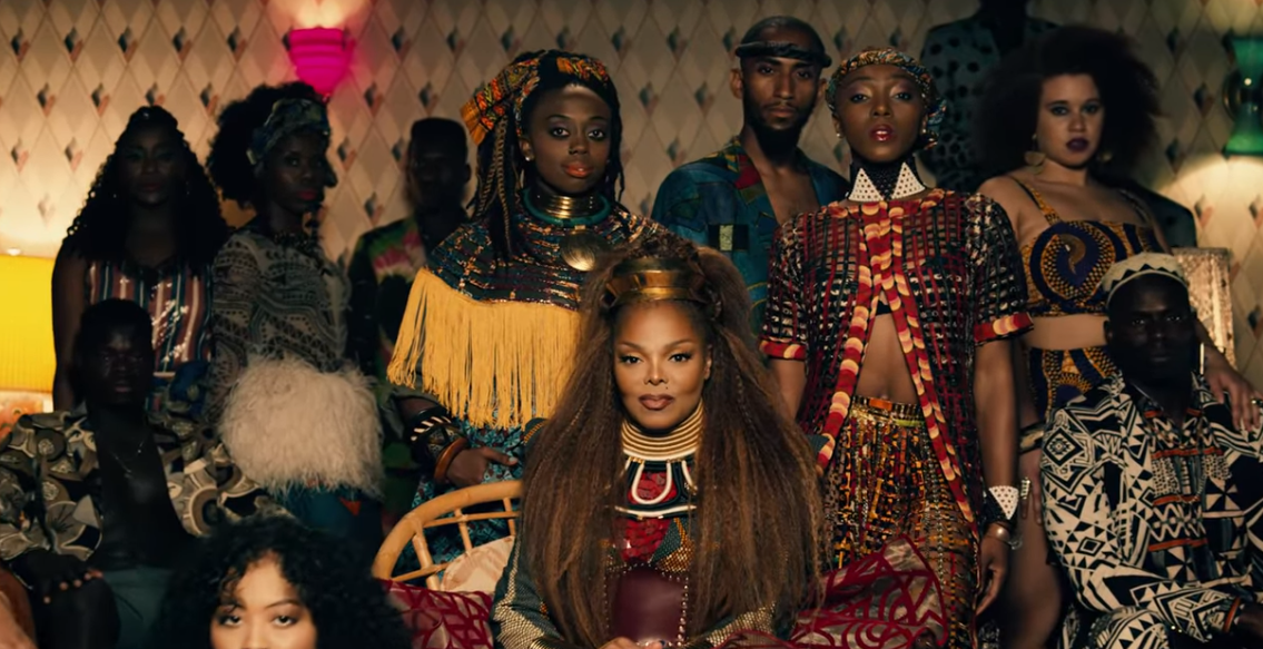 WATCH HERE: Janet Jackson releases 'Made for Now' music video