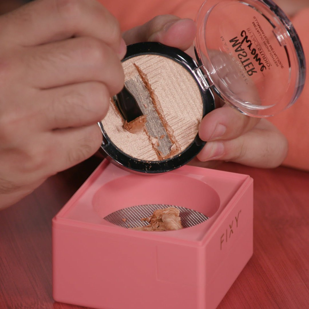 WATCH This kit repairs all of your shattered makeup