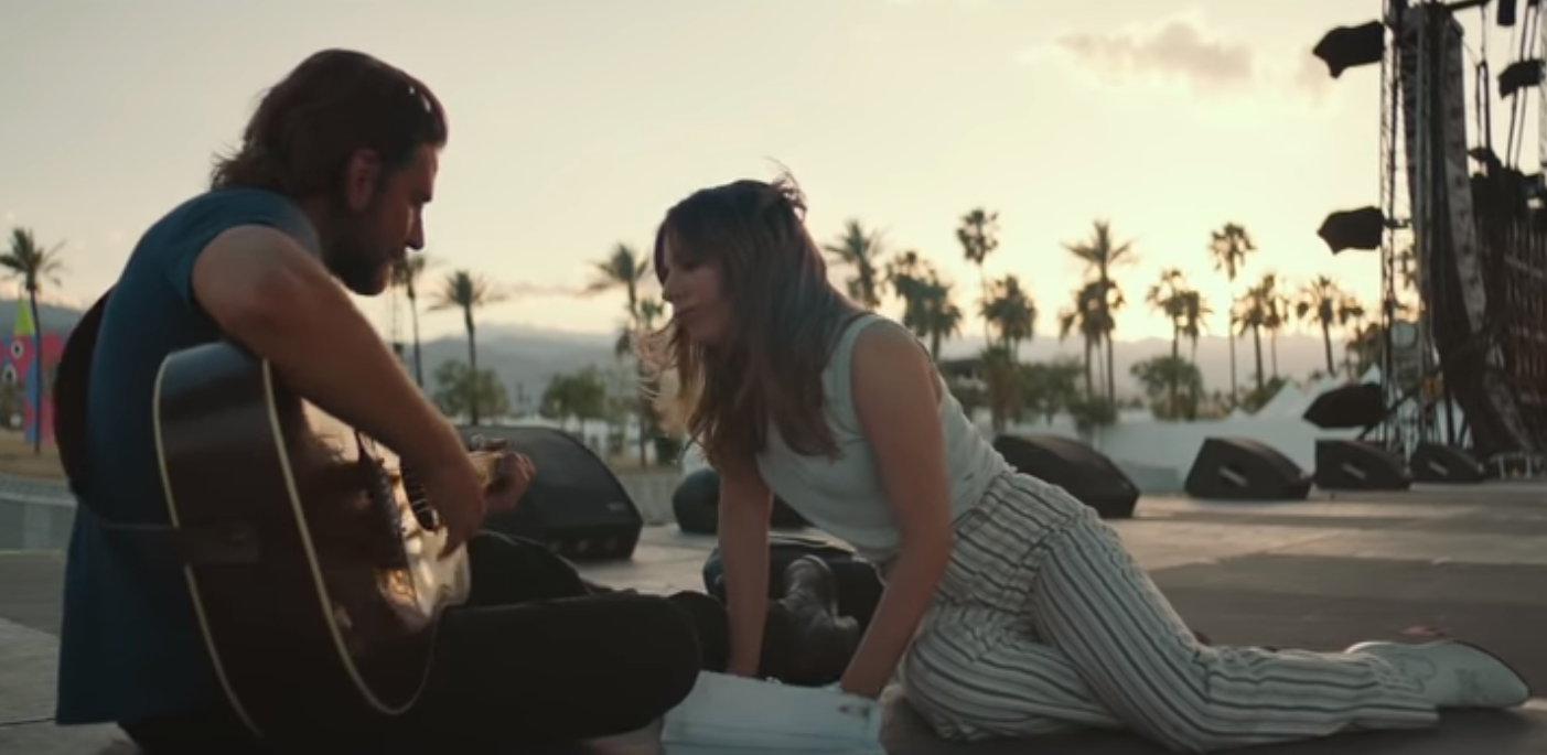 WATCH: Lady Gaga and Bradley Cooper feature in 'Shallow' music video