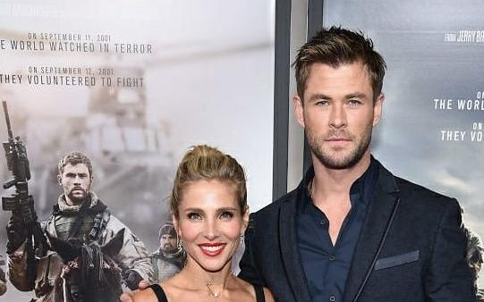 Chris Hemsworth is building a mega mansion