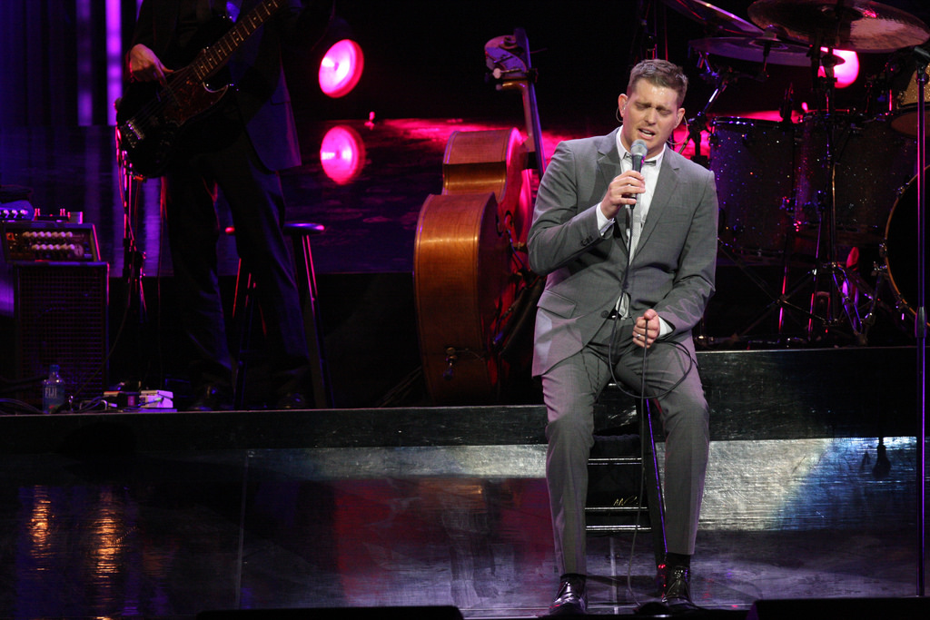 LISTEN: Michael Bublé releases new single: \'When I Fall in Love ...