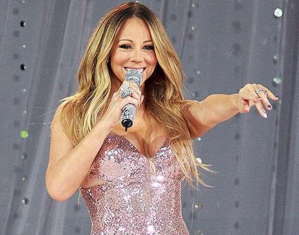 FIRST LISTEN: Mariah Carey's new album CAUTION