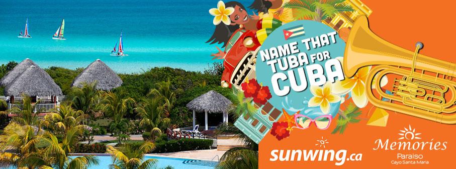 Name That Tuba For Cuba