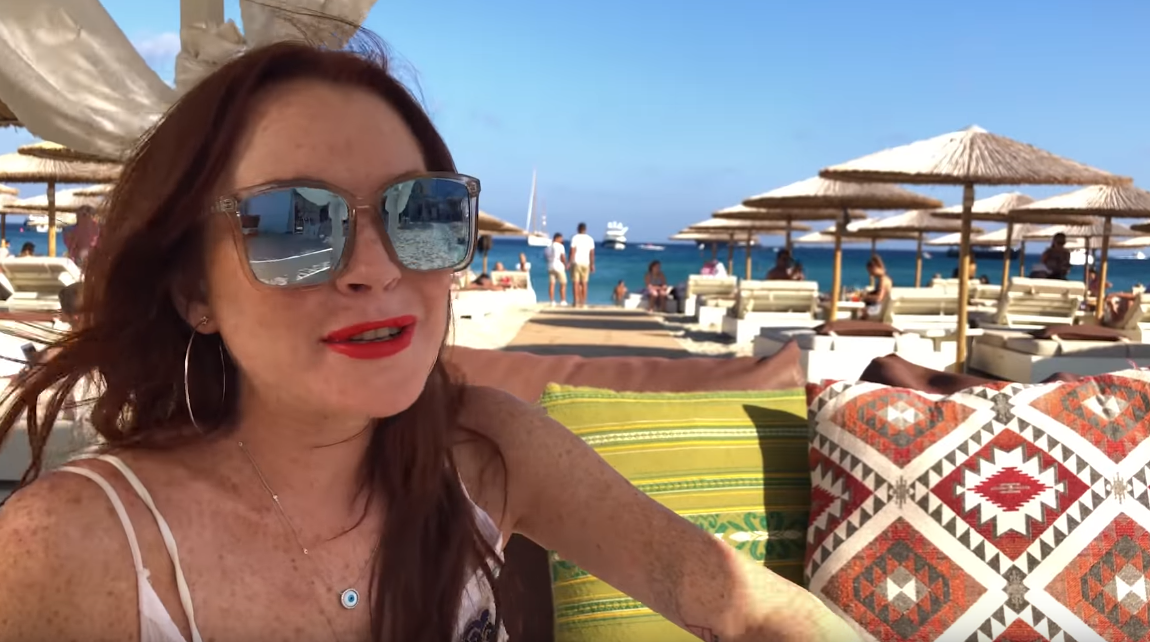 Lindsey Lohan is back! Watch the teaser for her new show