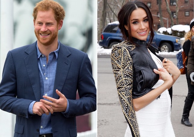 PRINCE HARRY AND MEGHAN MARKLE ARE OFFICIAL!