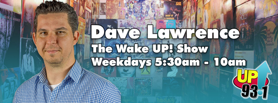 The Wake UP! Show w/ Dave