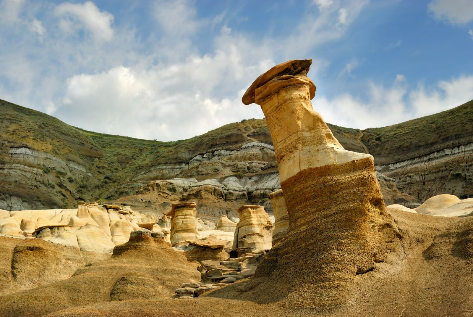 GERMAN-FRENCH CULTURE CHANNEL TO FEATURE DOCUMENTARY ABOUT THE BADLANDS