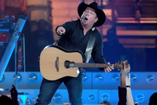 GARTH BROOKS TO PLAY SEVEN SHOWS IN CALGARY