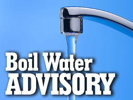 NEW NORWAY RESIDENTS ADVISED TO BOIL THEIR WATER