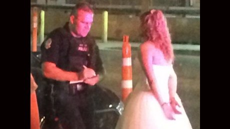 BRIDE AND GROOM CHARGED FOLLOWING A BRAWL AT A DOWNTOWN EDMONTON BAR