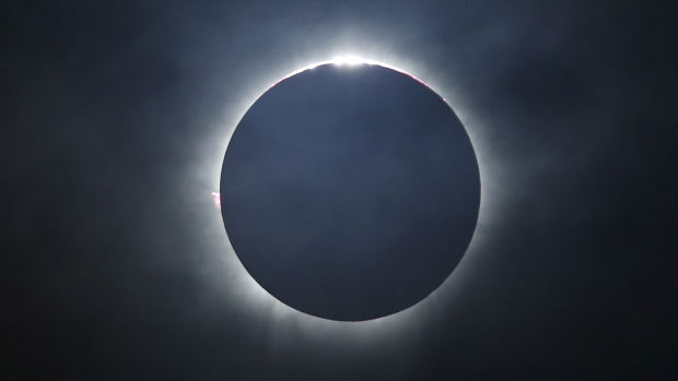 ITS SOLAR ECLIPSE DAY