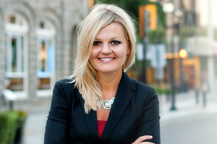 TARA VEER RUNNING FOR A 2ND TERM AS RED DEER'S MAYOR