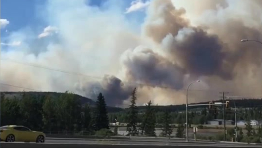 STATE OF EMERGENCY CONTINUES IN BC