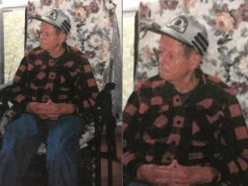 EDMONTON POLICE LOOKING FOR MISSING ELDERLY MAN