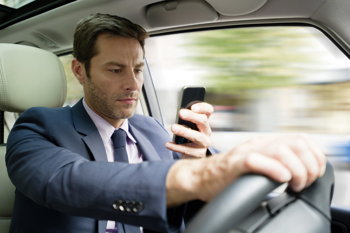 CANADIANS SAY TECHNOLOGY IS NEEDED TO SOLVE THE PROBLEM OF DISTRACTED DRIVING
