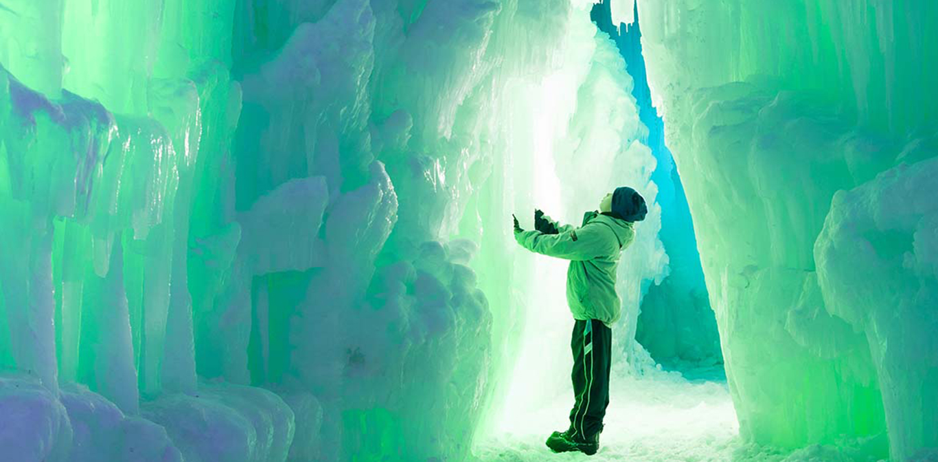 ICE CASTLE MAKING ANOTHER APPEARANCE AT HAWRELAK PARK THIS WINTER