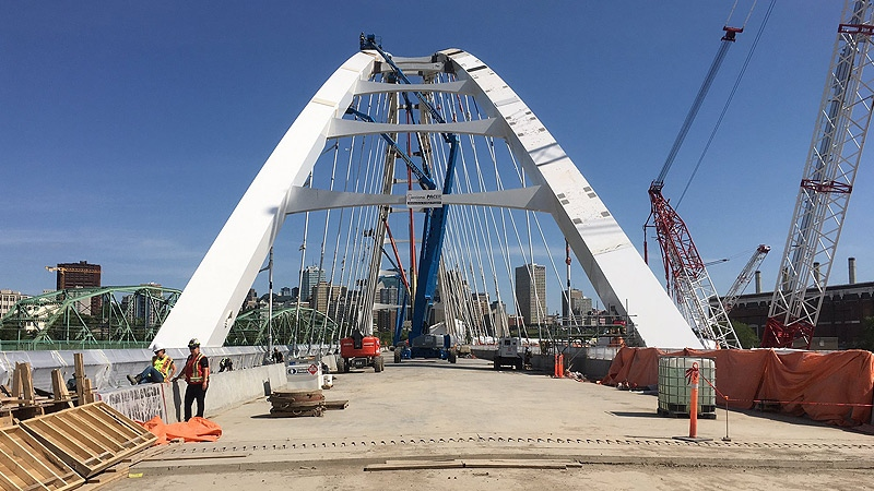 WHATS UP WITH THE WALTERDALE BRIDGE?