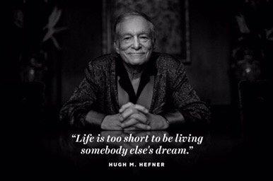 PLAYBOY ICON HUGH HEFNER DIES AT THE AGE OF 91
