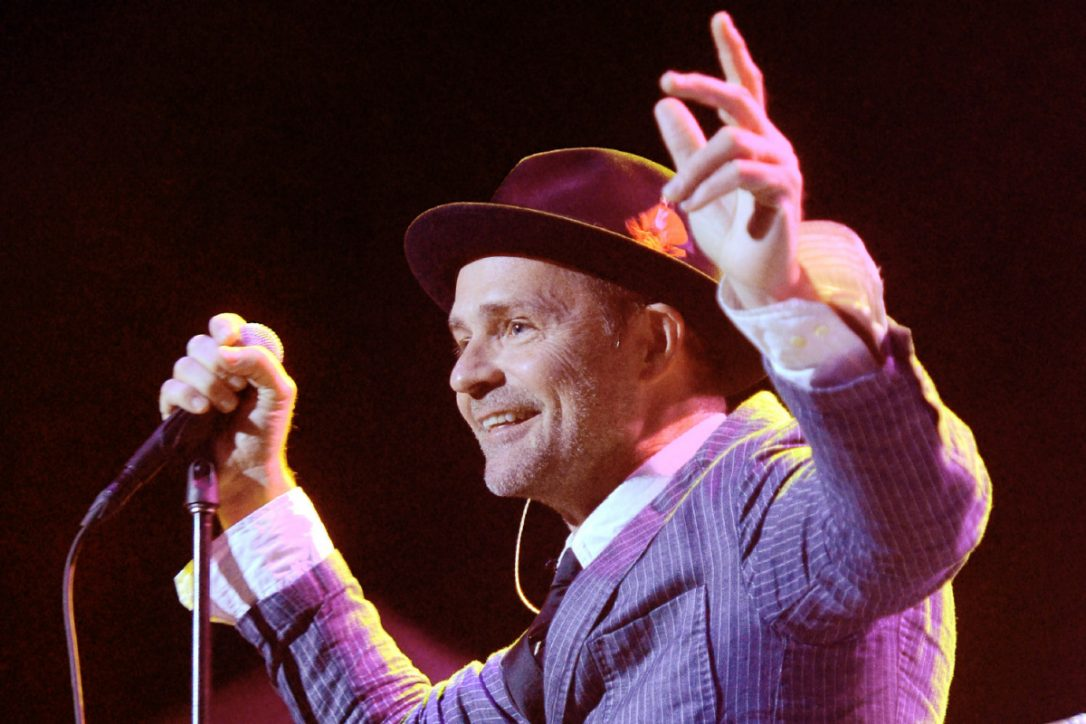 TRAGICALLY HIP'S GORD DOWNIE PASSES AWAY