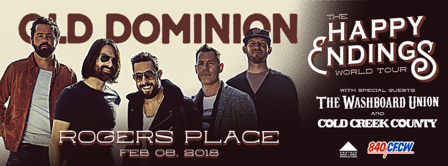 Old Dominion | 840 CFCW AM
