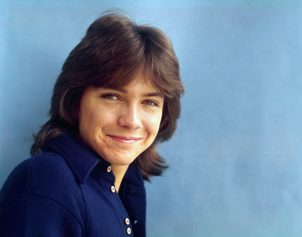 DAVID CASSIDY DIES IN THE HOSPITAL