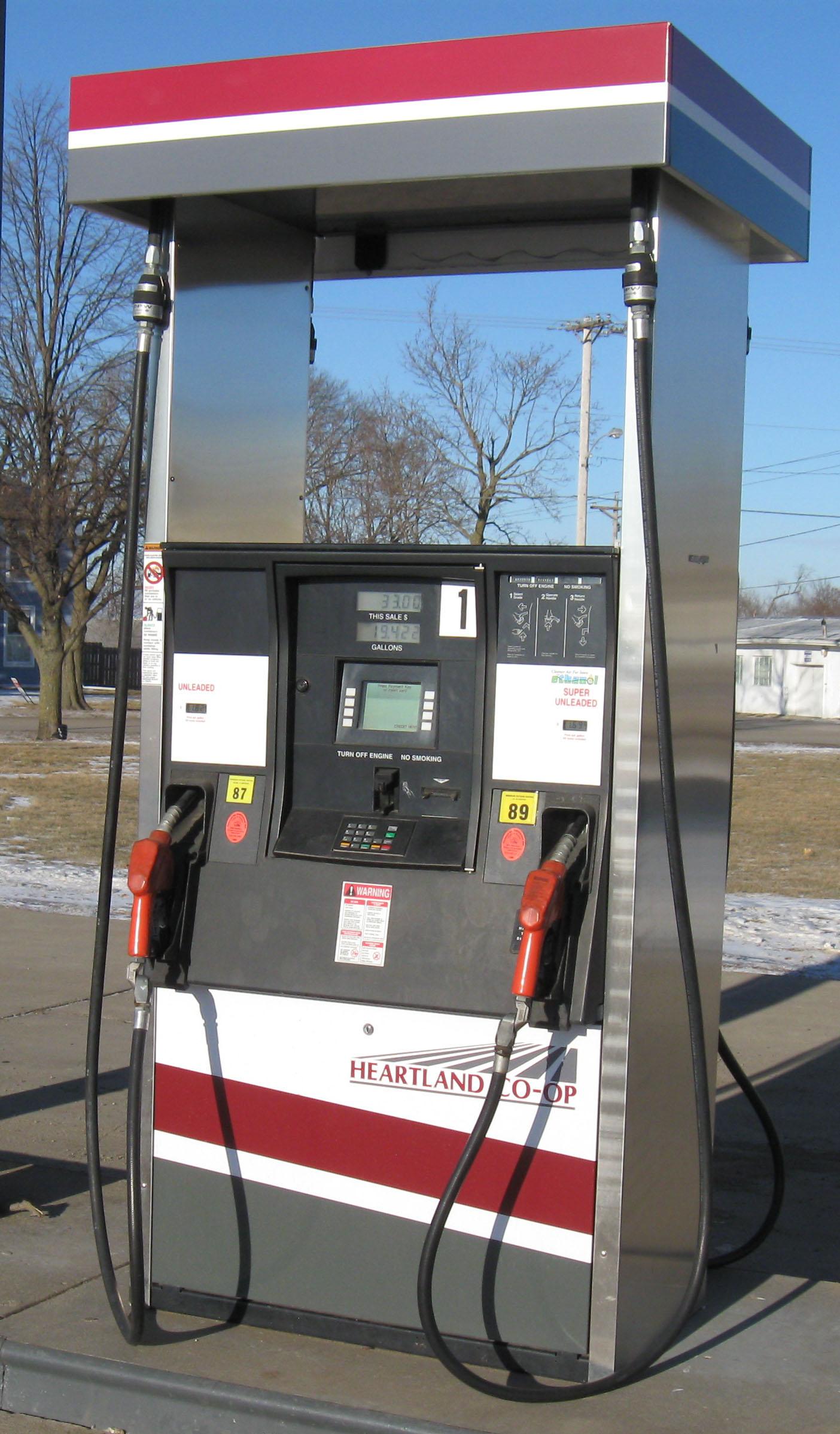 GAS PRICES SURGING ACROSS ALBERTA