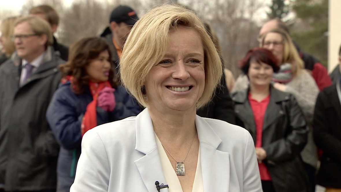 PREMIER NOTLEY WINS OVER THE CALGARY CHAMBER OF COMMERCE LAST FRIDAY
