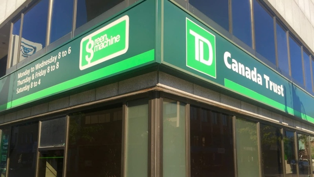 E-TRANSFER TROUBLE THROUGH TD-CANADA TRUST