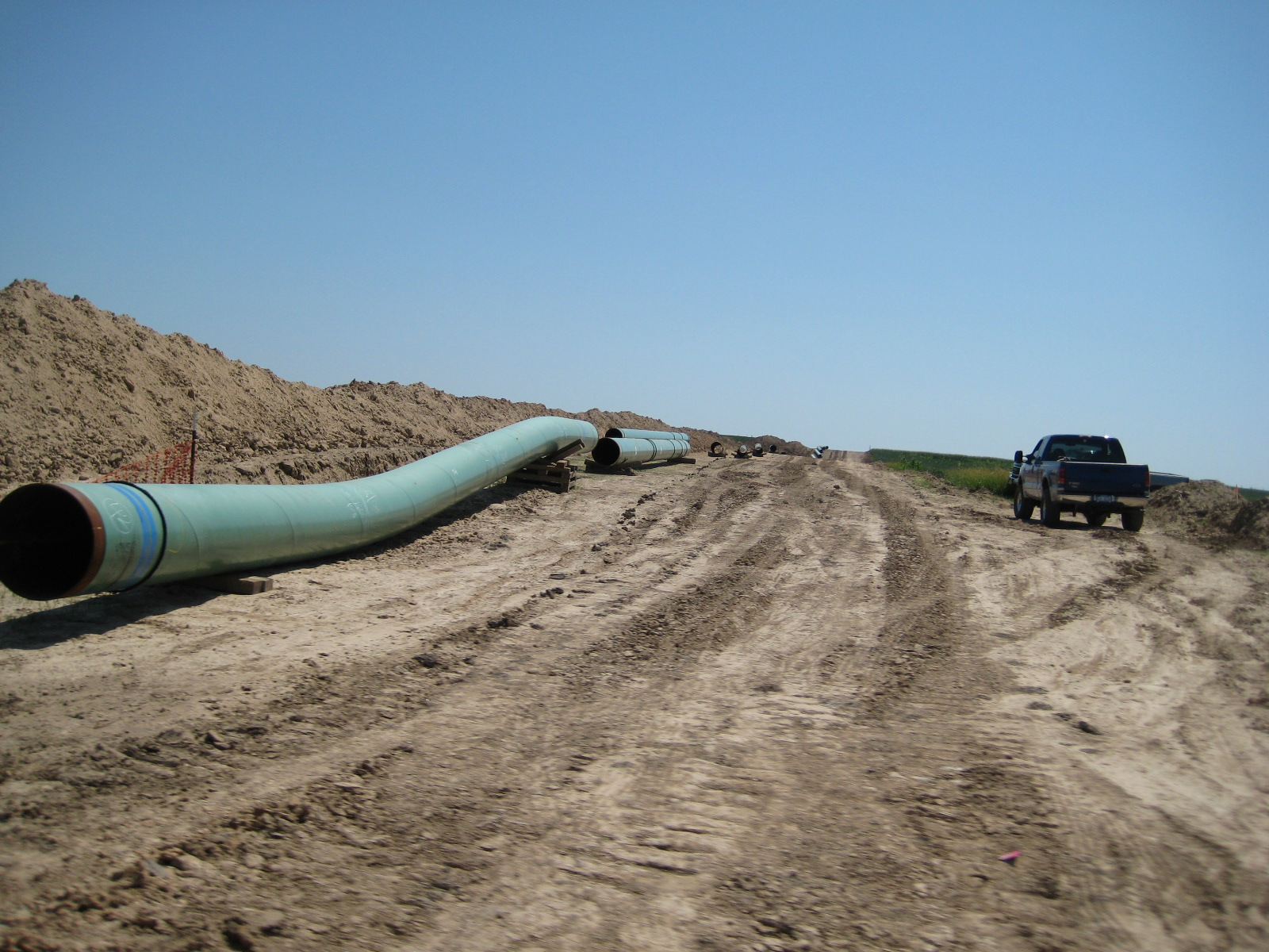 NEBRASKA VOTES YES TO THE KEYSTONE XL PIPELINE EXPANSION