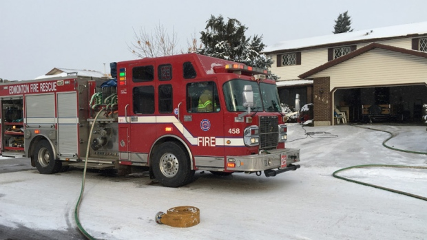DEADLY HOUSE FIRE IN NORTHEAST EDMONTON