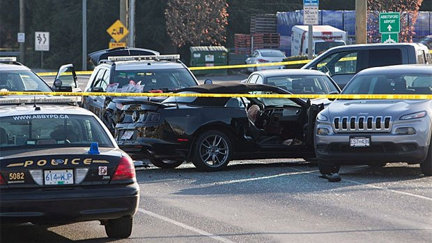 ABBOTSFORD POLICE OFFICER KILLED IN THE LINE OF DUTY