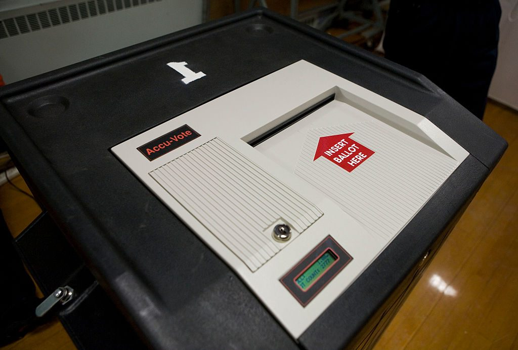 NO ELECTRONIC VOTE COUNTERS FOR THE 2019 PROVINCIAL ELECTION