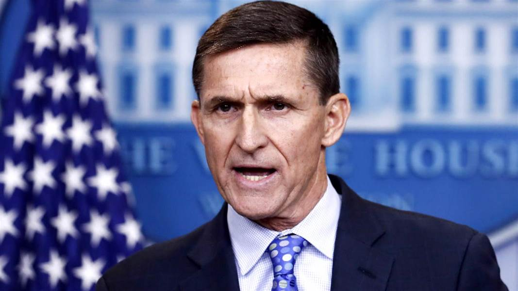 MICHAEL FLYNN PLEADS GUILTY TO LYING TO THE FBI