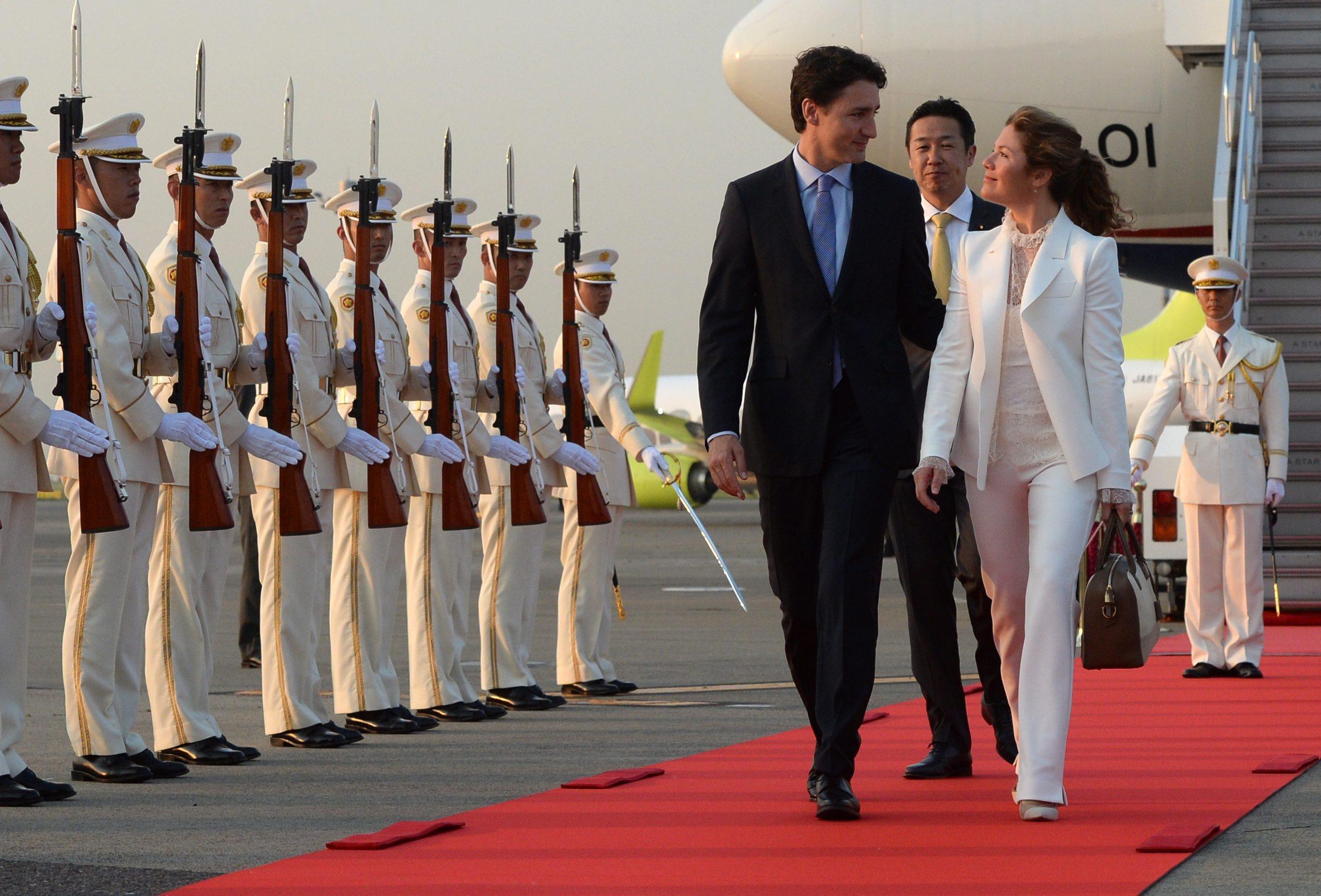 CANADA-CHINA TALKS END