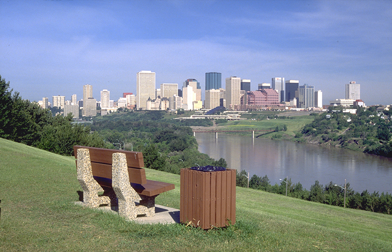 A GONDOLA OVER EDMONTON'S RIVER VALLEY?