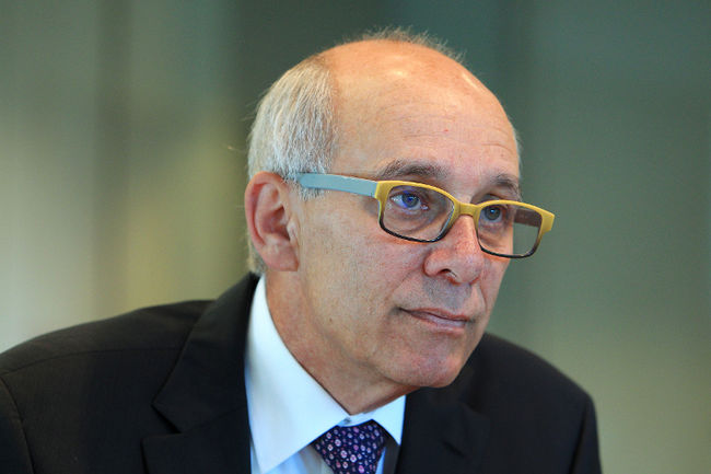 FORMER EDMONTON MAYOR STEPHEN MANDEL READY TO RUN....FOR THE ALBERTA PARTY