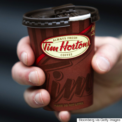 TIM HORTONS HIKES PRICES FOR SOME BREAKFAST ITEMS---IN SOME REGIONS