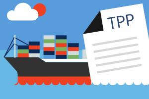 CANADA ON THE TPP TRAIN