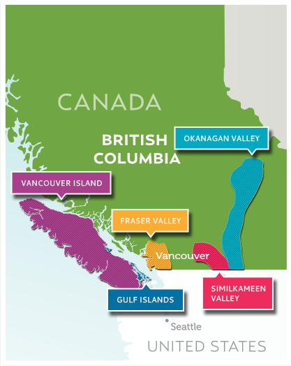 ALBERTA BAN ON BC WINE HAS BEEN LIFTED