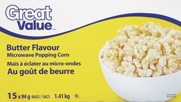 POPCORN RECALL----BECAUSE OF......BUGS!!!!!