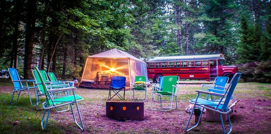 YOU CAN START BOOKING GROUP CAMPING SPOTS TODAY
