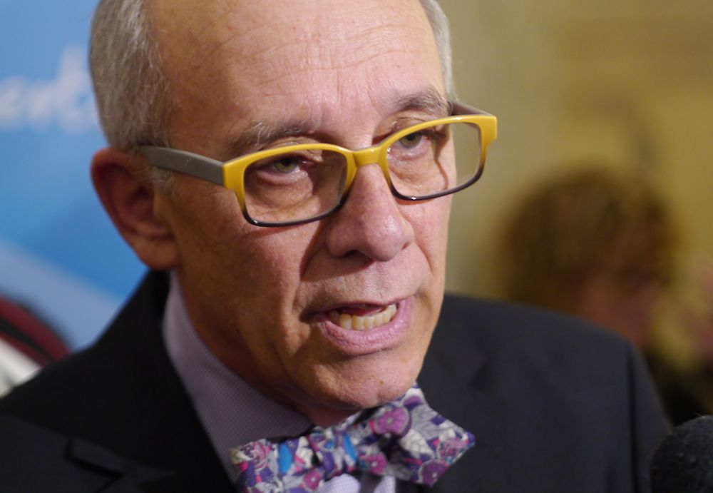 STEPHEN MANDEL CHOSEN AS THE NEW LEADER OF THE ALBERTA PARTY