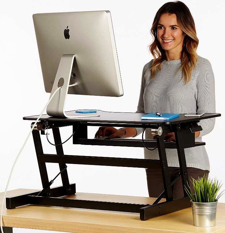 STANDING DESKS MAY NOT BE EVERYTHING THEY CLAIM TO BE