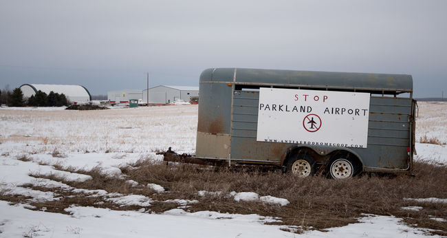 RESIDENTS OF PARKLAND COUNTY DEMANDING THE SHUTDOWN OF THE PARKLAND AIRPORT