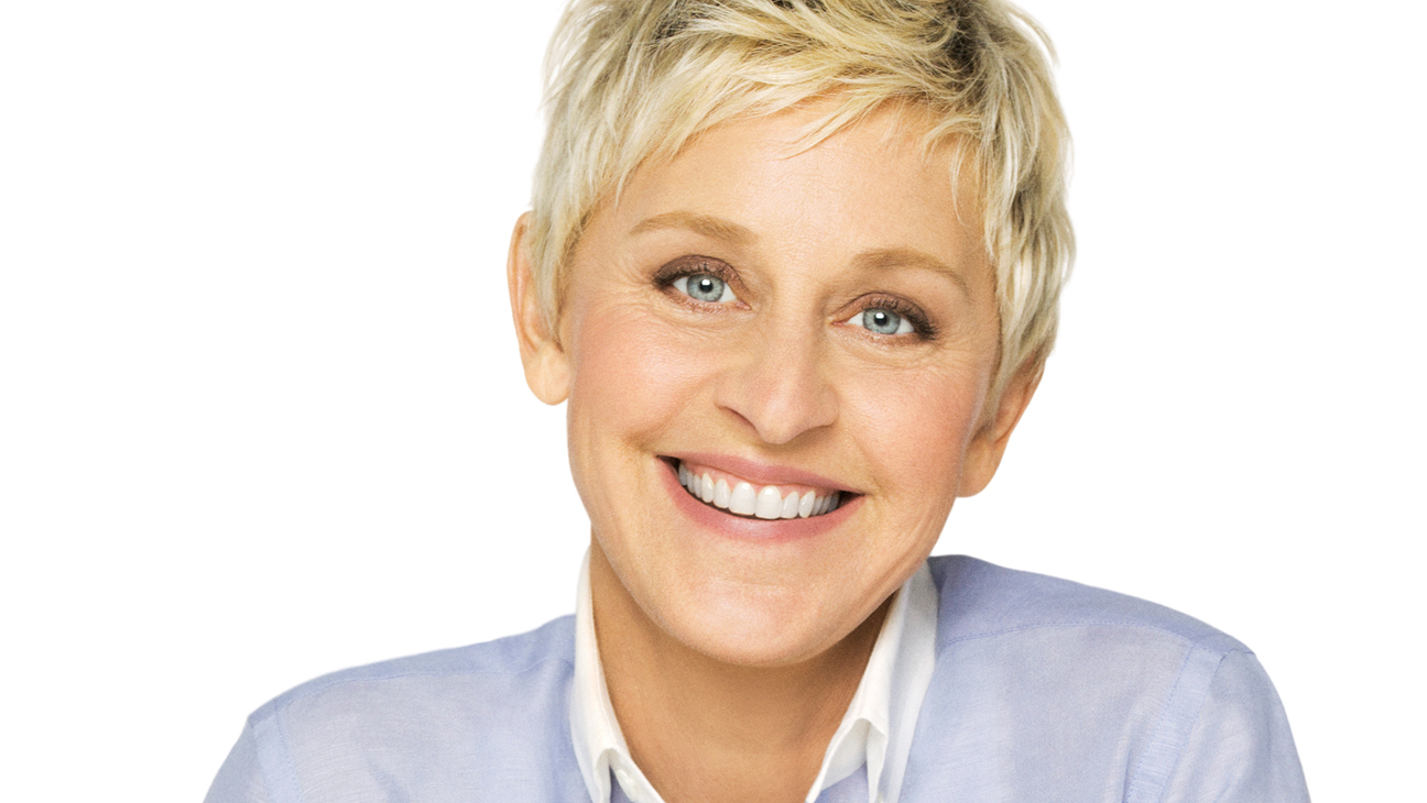 ELLEN DEGENERES IS COMING TO CALGARY